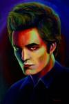Twilight celebrity portrait