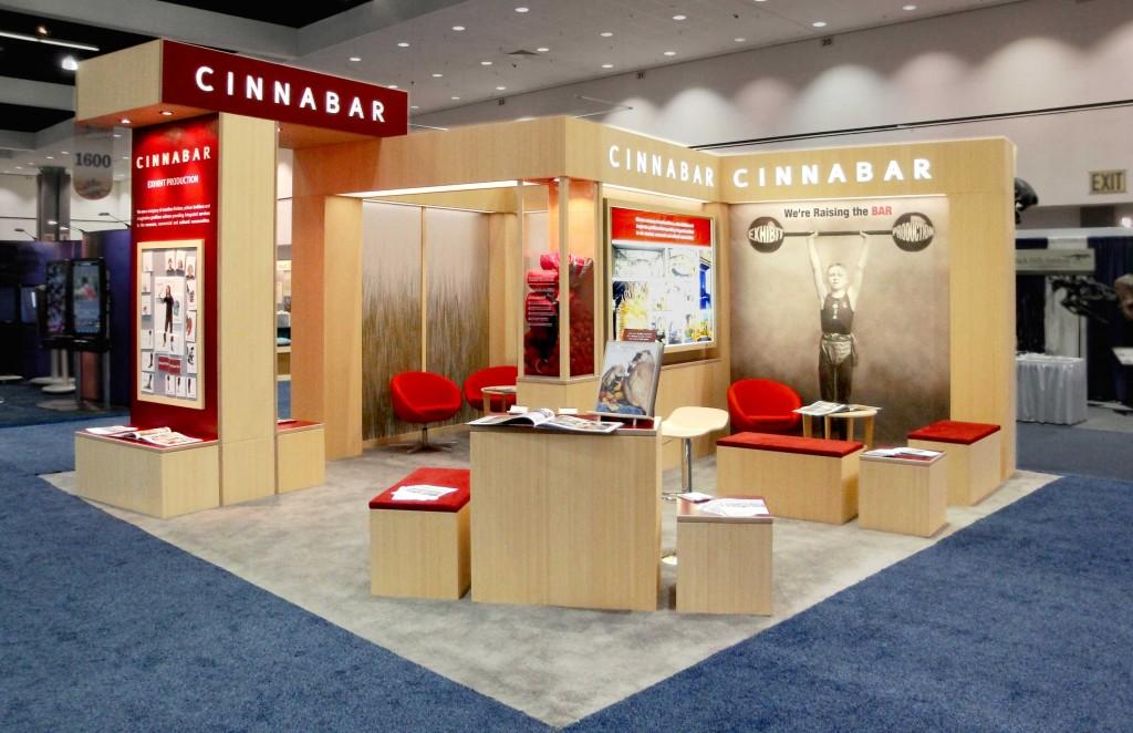 Cinnabar Booth