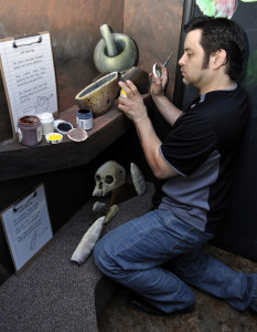 Installing the Fossil Timeline